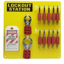 Lock Board Ref. 51187-24