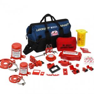 Kit de Bloqueo Combinación Eléctrico / Mecánico Ref. 99690-375
