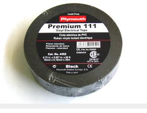 Cinta Aislante Premium 111 19 mm X 20 mtrs Ref 4452-184