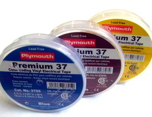 Cinta Aislante Premium 37 19 mm X 20 mtrs Color Azul Ref 3705-187