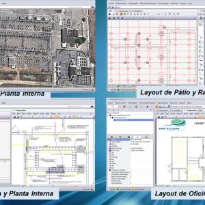 """Sistema de Gestión e Inventario para Sub Estaciones Eléctricas """"Connect Master""""-197"""