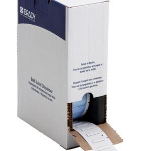 Etiquetas Termocontraibles 8-1/0 awg 1000u/rollo Ref. BM 71-500-1-342-252