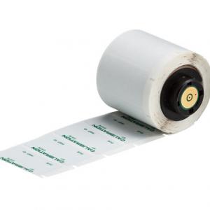 Etiquetas de Calibración Poliester Matalizado 250/roll Ref. PTL-30-428-CALI-254