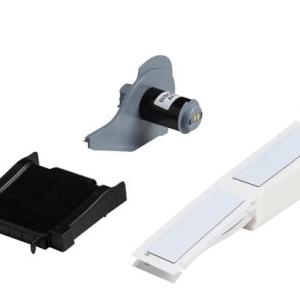 """Etiquetas Raised Polyester Adhesivo 1.2X1.9 """" Blanco 50 u/rollo Ref M71EP-168-593-328"""