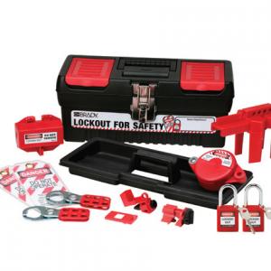 Kit de Bloqueo Básico con Candados de Seguridad Ref. 104795-370